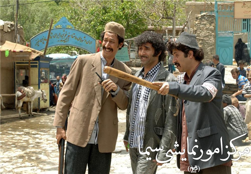 مسعود کاظمی و همون حاجی عبدالهی