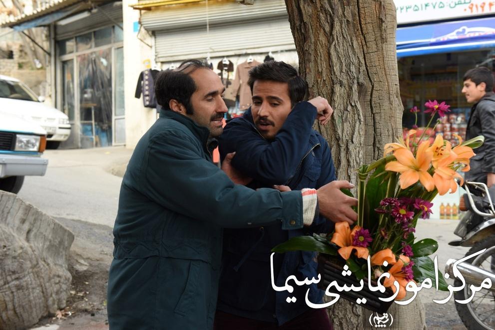 حسین سلیمانی و هادی کاظمی