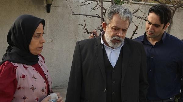 سهیلا رضوی و سوگل طهماسبی در کنار حسن پور شیرازی