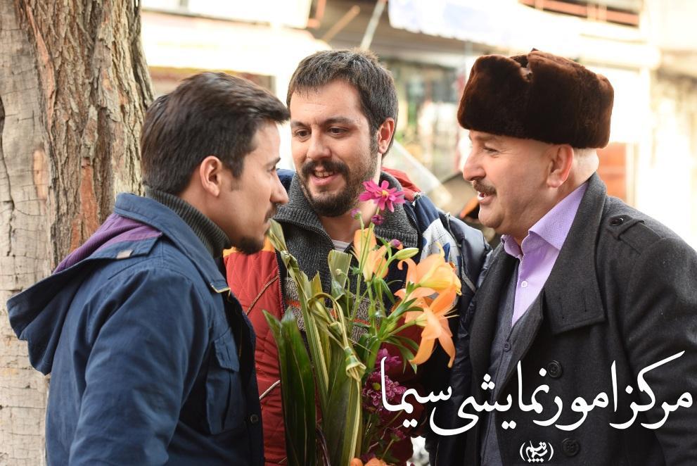 مهران احمدی و حسین سلیمانی در زعفرانی